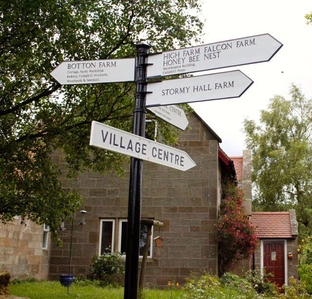 Botton Village Camphill Community